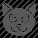 animal, cat, halloween, magic, pet icon