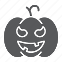 autumn, gourd, halloween, holiday, horror, pumpkin, squash icon