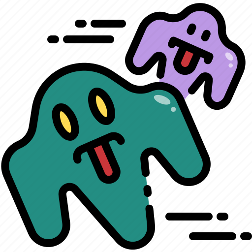 creepy, ghost, halloween, horror, scary, spirit icon