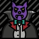 avatar, bat, dracula, halloween, supernatural, vampire icon
