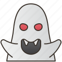 avatar, ghost, halloween, monster, spooky icon