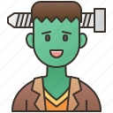avatar, halloween, horror, monster, spooky icon