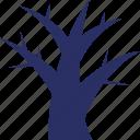 autumn tree, halloween ornament, halloween tree, tree icon