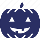 fearful, halloween pumpkin, horrible, pumpkin face, pumpkin smiley icon