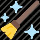 broom, cleaning, sweep, sweeping