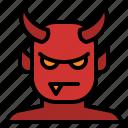 devil, halloween, hel, horror