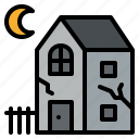 hallween, haunted, horror, house, scary