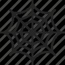 cobweb, net, web, spider, trap