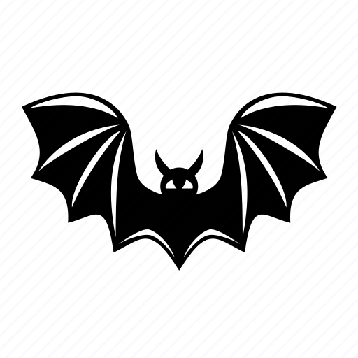 bat, danger, dark, evil, flight, halloween, holiday, horror, night, of, scared, scary, terror, wing icon