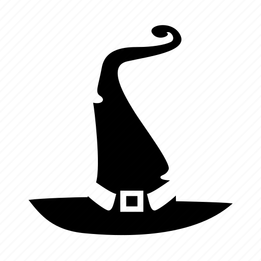halloween, hat, magic, scary, witch icon