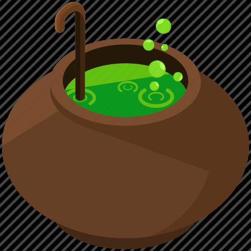 cauldron, halloween, magic, potion, scary, spooky, witch icon