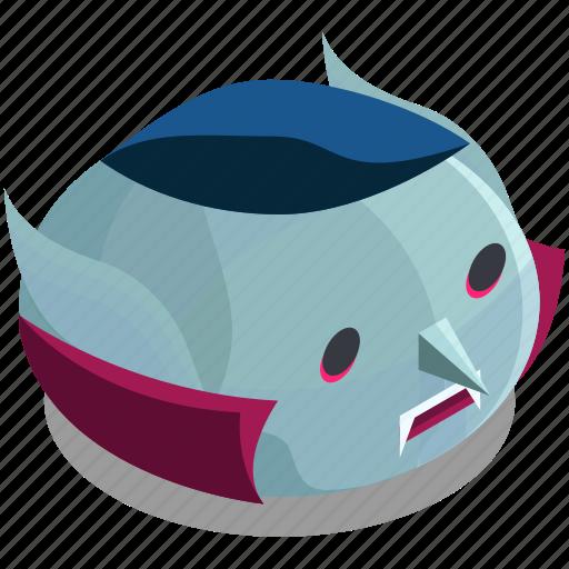 avatar, halloween, head, horror, scary, spooky, vampire icon