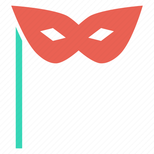 art, drama, halloween, mask, party, theater icon