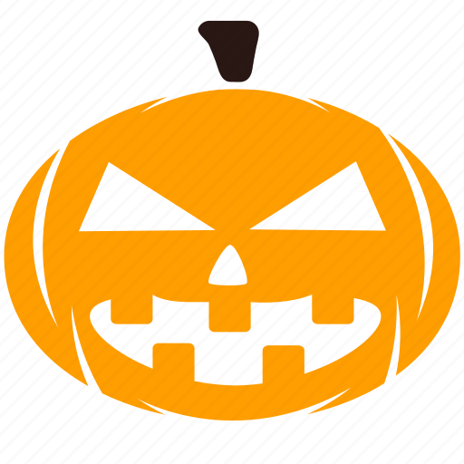 evil, halloween, pumpkin, scary icon