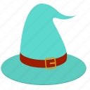 halloween, hat, wizard icon