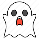 avatar, ghost, halloween, scary, spooky icon
