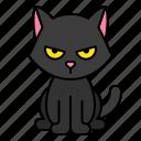 avatar, animal, halloween, cat, spooky, pet