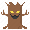 avatar, halloween, spooky, spooky tree icon