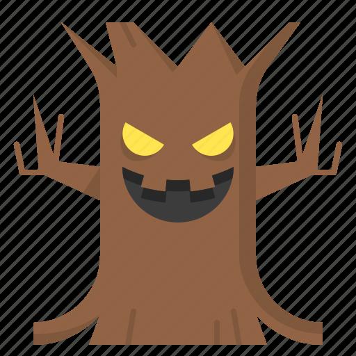avatar, halloween, spooky, spooky tree icon