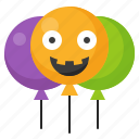 avatar, balloon, halloween, spooky, toy icon