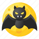 avatar, bat, halloween, spooky, vampire icon