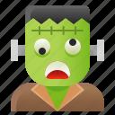 avatar, frankenstein, halloween, spooky icon
