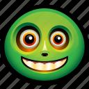 alien, ghost, ghostbuster, monster, slime, slimer, zombie icon