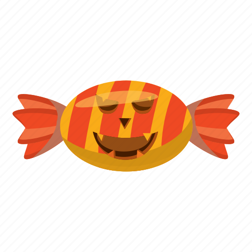 candy, cartoon, decoration, fun, ghost, halloween, monster icon
