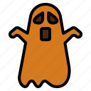ghost, halloween, horror, scary