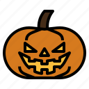 festival, halloween, horror, pumpkin icon