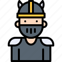 battler, helmet, man, soldier, warrior