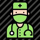 doctor, man, medicine, physician, surgeon