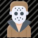 friday the13th, halloween, horror, jason, jason voorhees, killer icon