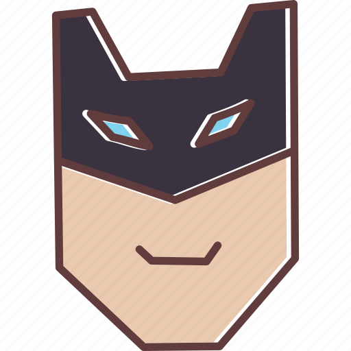 batman, character, comics, halloween, hero, mask, superhero icon