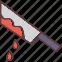 blood, halloween, horror, knife, murder, party