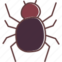 evil, halloween, insect, scary, spider icon