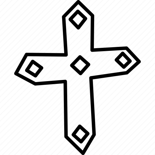 Christian, christianity, cross, holy icon - Download on Iconfinder