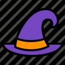 halloween, hat, magic, witch, witchcraft