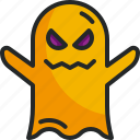 ghost, spooky, scary, horror, halloween