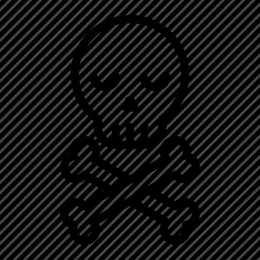 Bones, emoji, halloween, halloween emoji, pirate, skull, skull ...