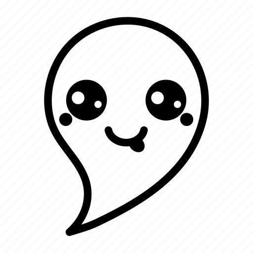 emoji, emoticon, ghost, ghost emoji, halloween, halloween emoji, spook icon