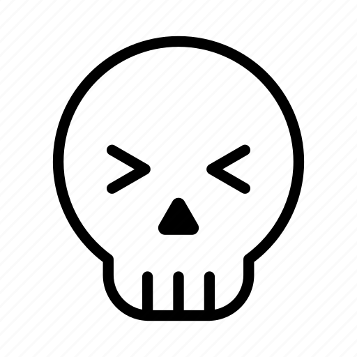 death, emoji, halloween, halloween emoji, pirate, skull, skull emoji icon