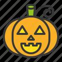 halloween, horror, pumpkin, scary, spooky, jack-o'-lantern