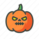 design, festival, halloween, holiday, jack-o, lantern, pumkins icon