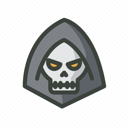 festival, ghost, halloween, holiday, skull icon