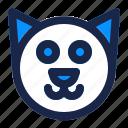 animal, cat, halloween, holiday, kitty, pet, smile icon