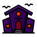 building, halloween, haunted, horror, house, scary, spooky