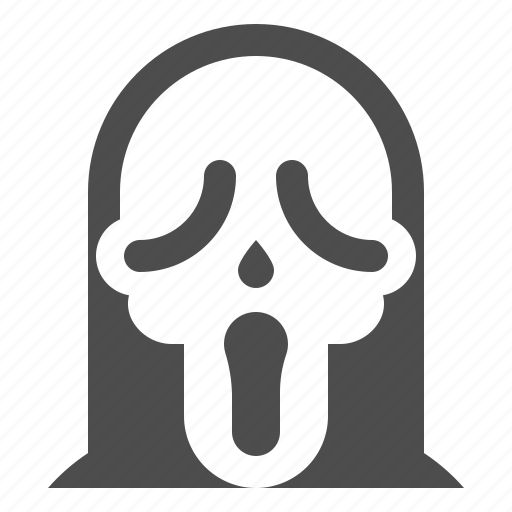 character, halloween, horror, mask, scary, spooky icon