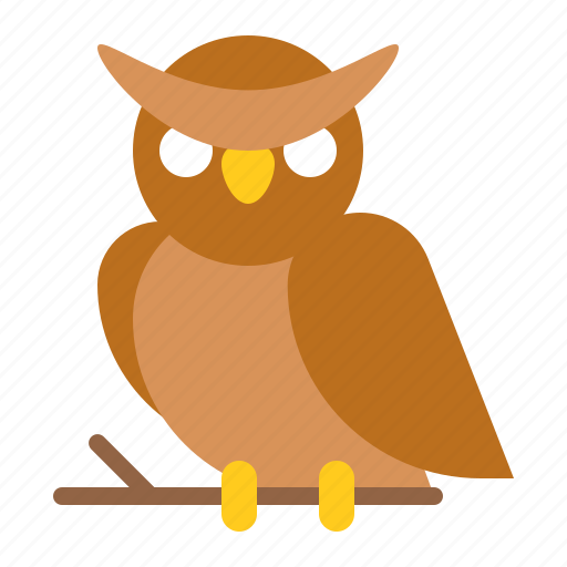 Animal, bird, halloween, horror, owl, scary, spooky icon - Download on Iconfinder