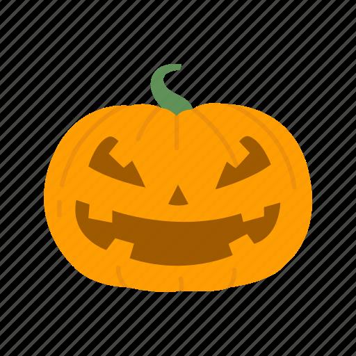 carved pumpkin, halloween, holidays, horror, jack - o'- lantern, pumpkin, spooky icon